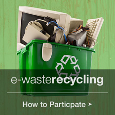 E-waste Recycling: How to Participate